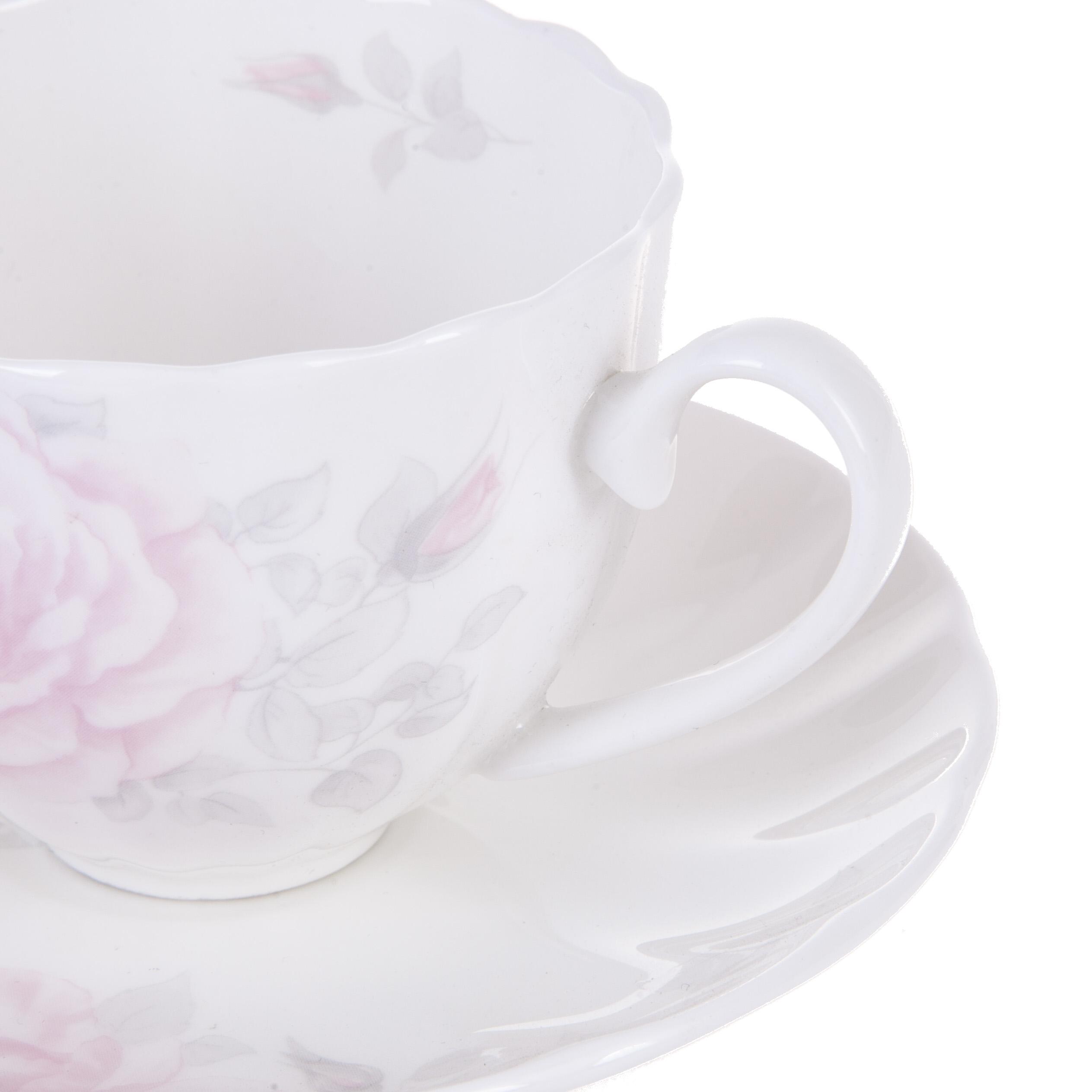 Набор кофейный Шиповник Hatori 12 предметов