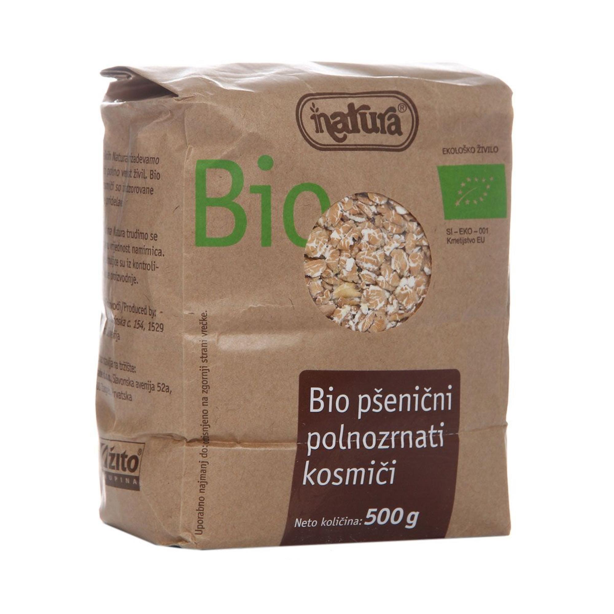 Хлопья Natura Bio ячменные органические 500 г