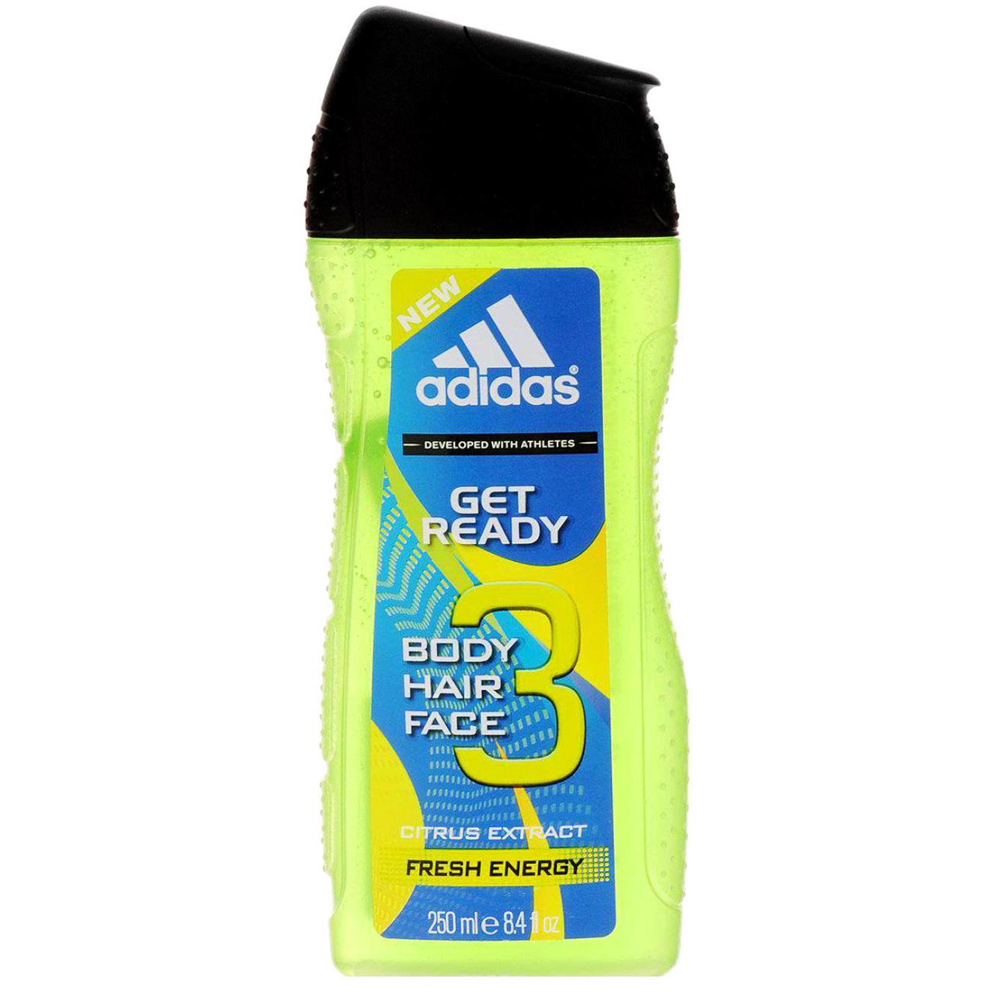 Гель для душа Adidas Get Ready 250 мл