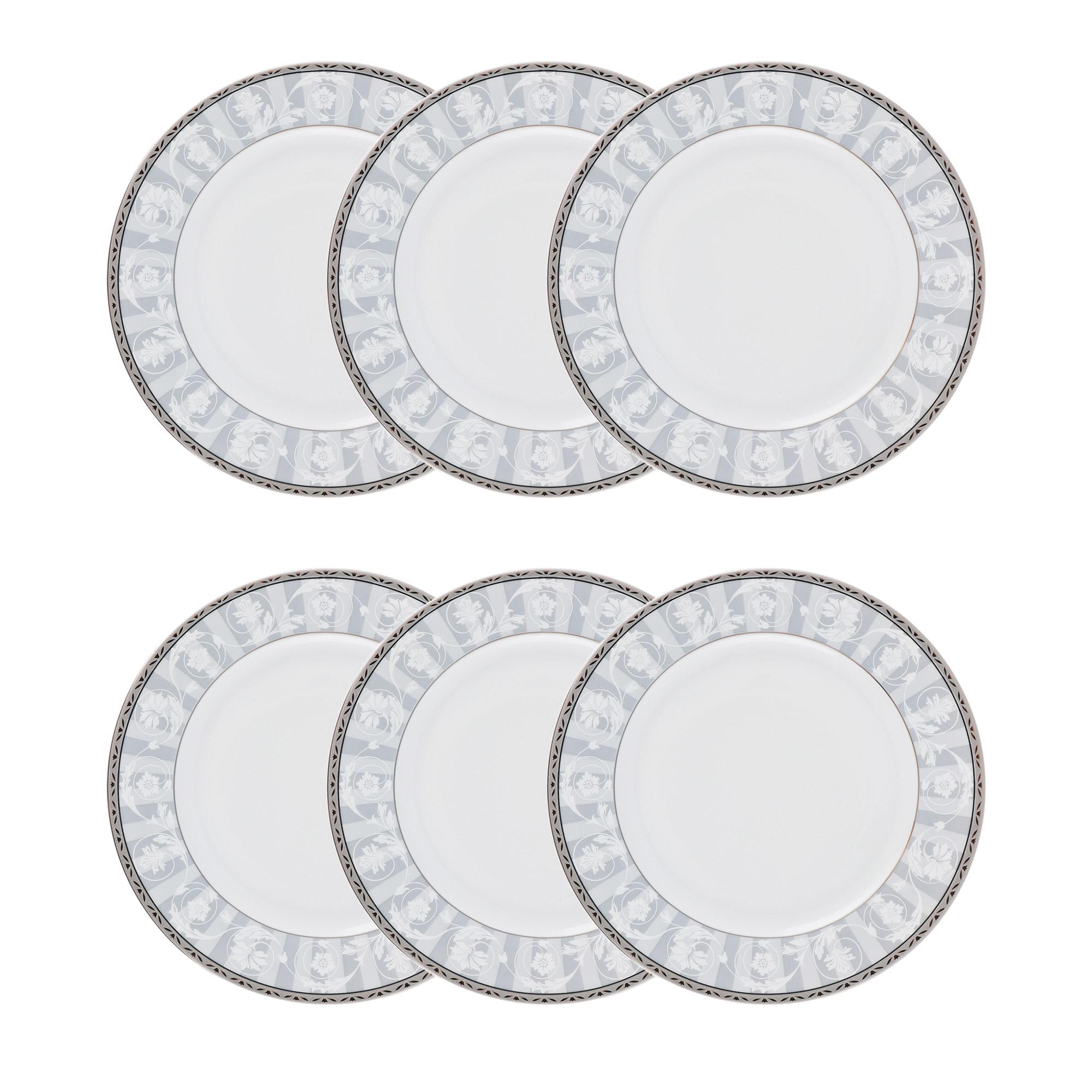 Набор тарелок Leander 19 см 6 шт.