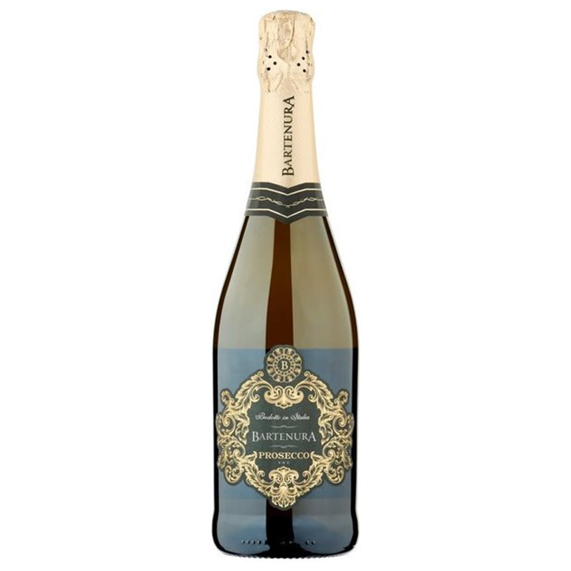 Игристое вино Bartenura Prosecco DOC Brut 0,75 л