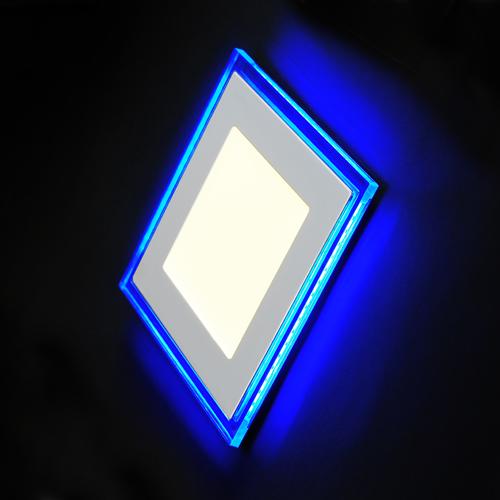 Светильник Elvan (701SQ-09 WW+WW) светильник elvan 701sq 14 w w