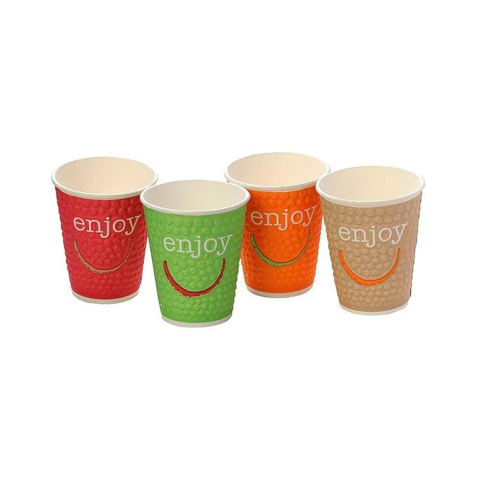 Набор стаканов Green Mystery Enjoy цвет в ассортименте 200 мл 6 шт недорого