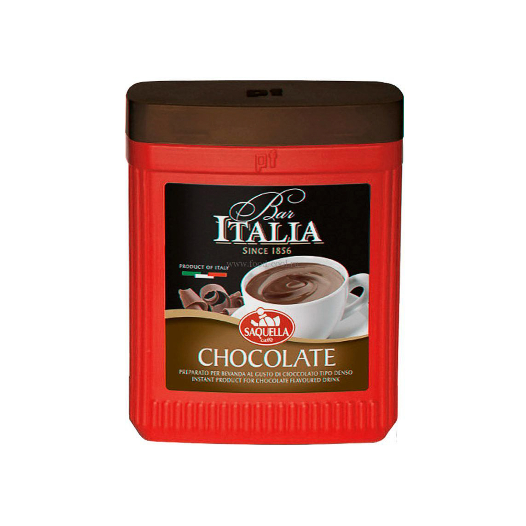 Горячий шоколад Saquella Bar Italia Chocolate 400 г