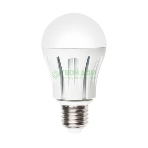 Фото - Лампочка Uniel LED-A60-9W/NW/E27/FR ALM лампочка uniel led a60 9w nw e27 fr alm