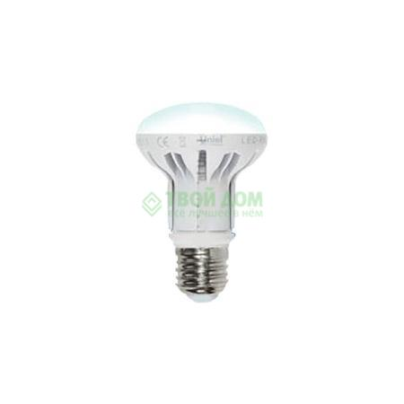 Фото - Лампочка Uniel LED-R63-11W/NW/E27/FR ALM лампочка uniel led a60 9w nw e27 fr alm
