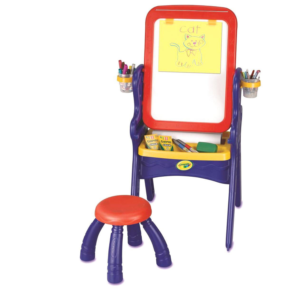 Парта-мольберт со стульчиком Grow'n Up 5056-01