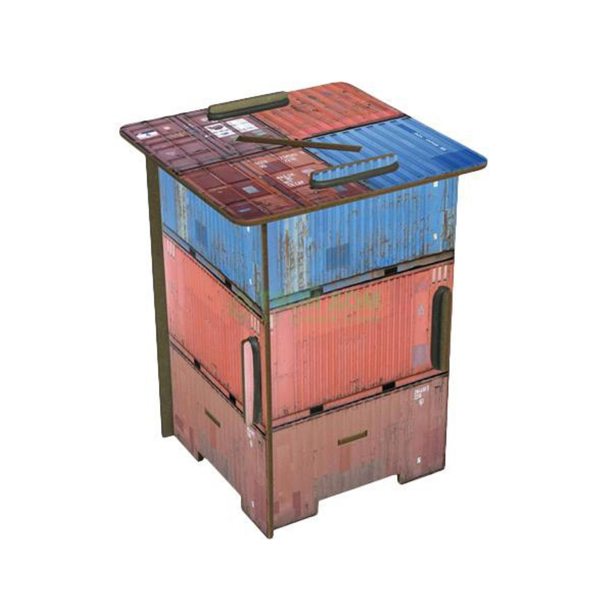 контейнеры Подставка Werkhaus для канцелярии контейнеры (PP 1704)