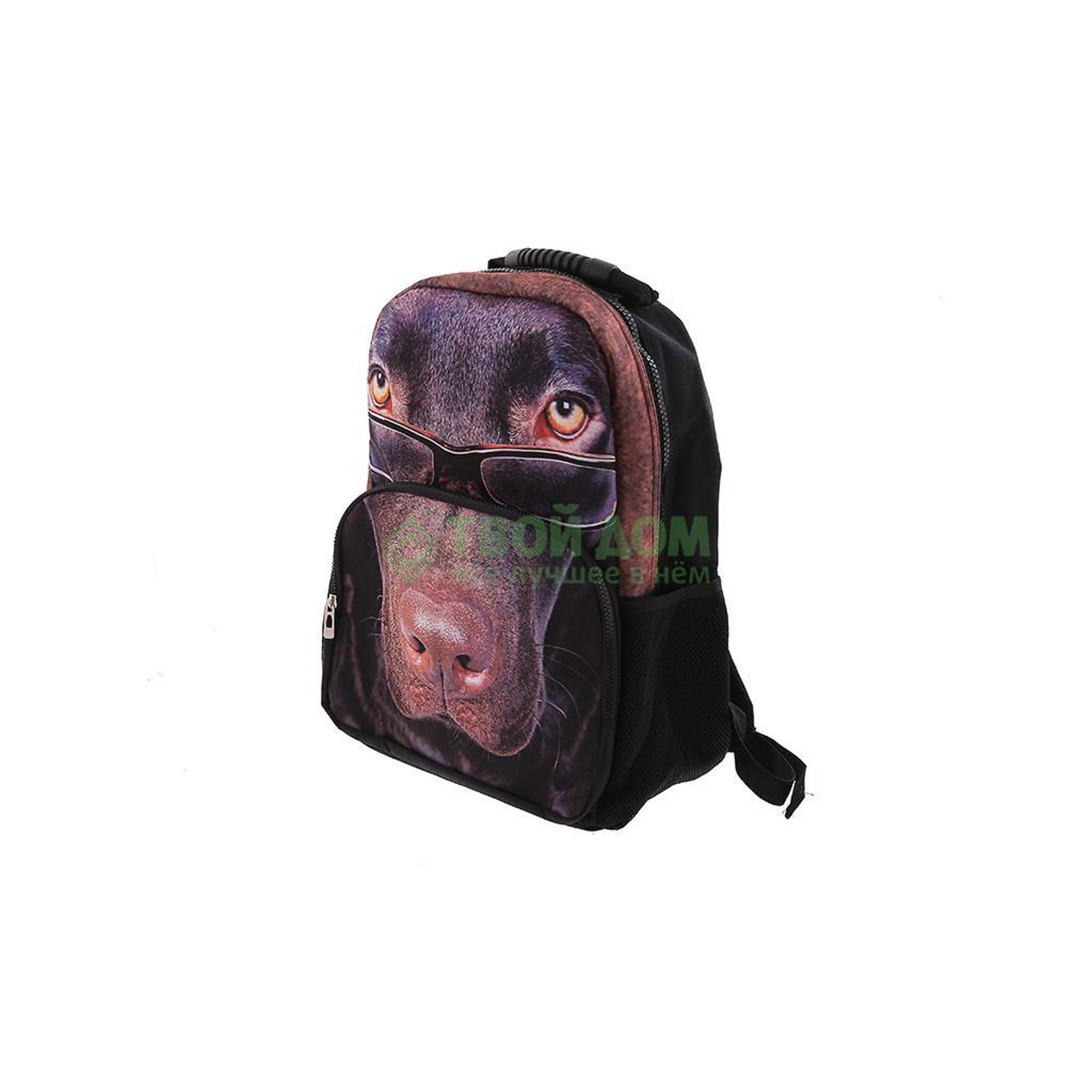 Рюкзак №1School Доберман 3D фото