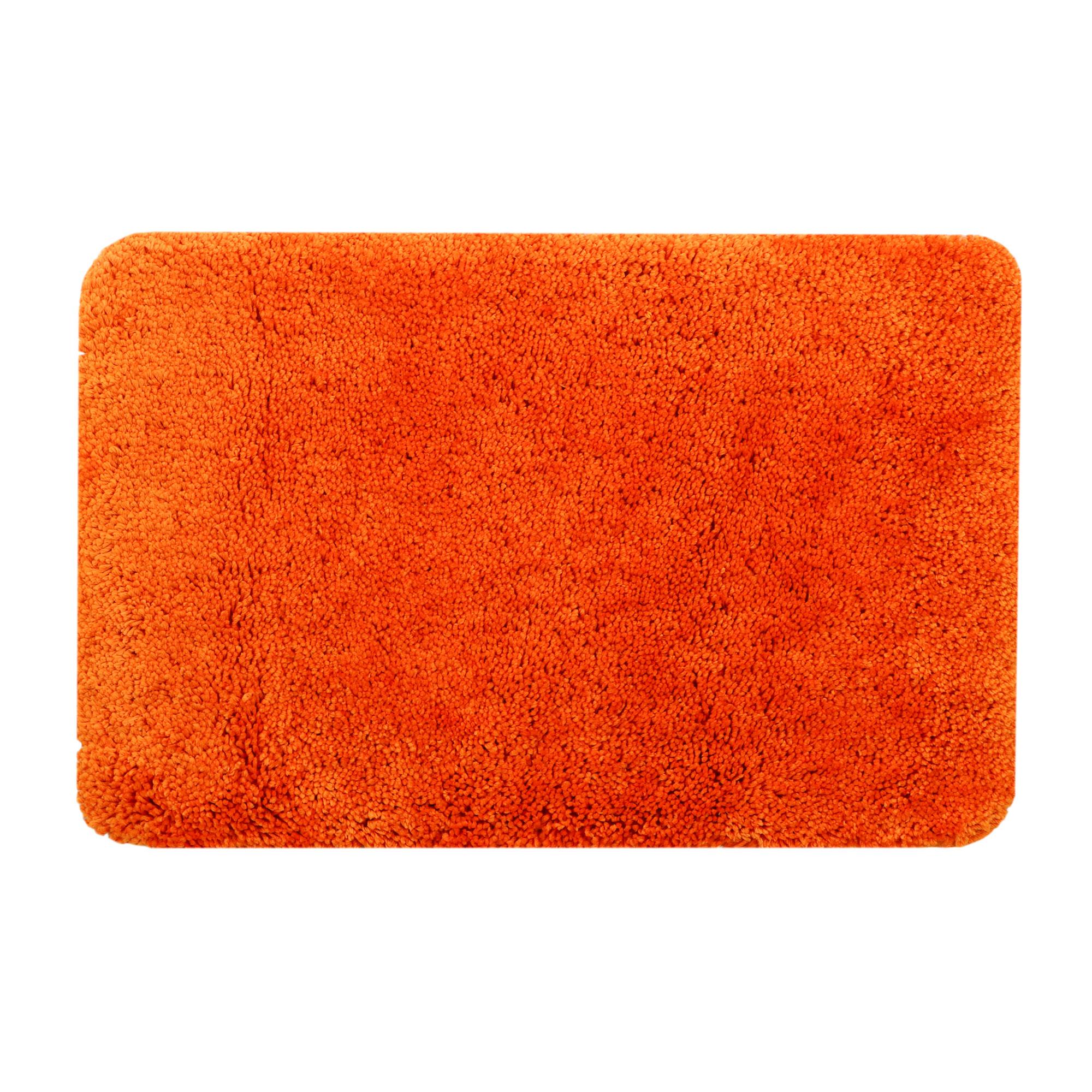 Фото - Коврик для ванной Spirella Highland оранжевый 60x90 коврик для ванной togas дорис розовое 60x90