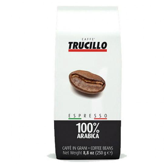 Фото - Кофе в зернах Caffe Trucillo Espresso 100% Arabica 500 г кофе saquella кофе в зернах espresso gran arabica 250 г