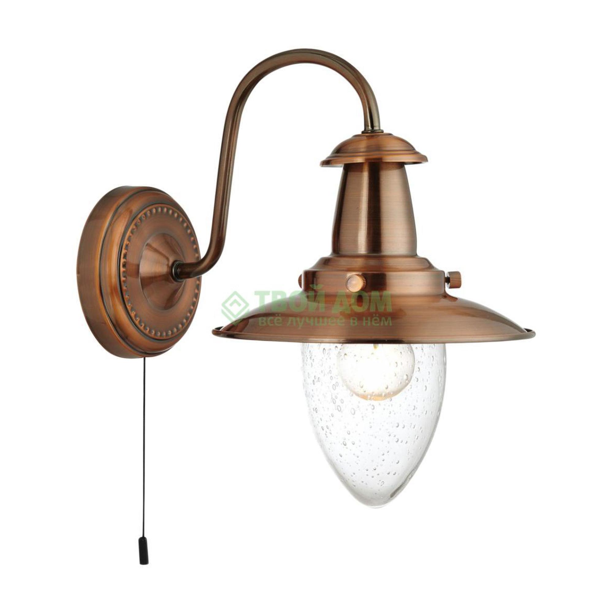 Бра Arte Lamp Fisherman A5518AP-1RB фото