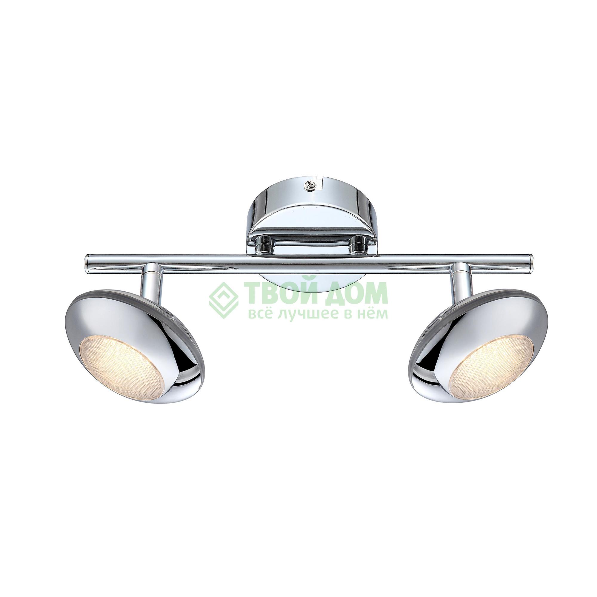 Спот GLOBO GILLES 56217-2 2х5W LED