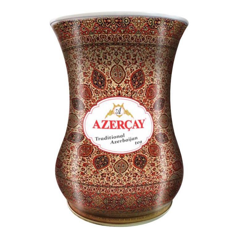 Фото - Чай Азерчай Armudu черный листовой 100 г чай черный азерчай специальный с белым узором 200 г