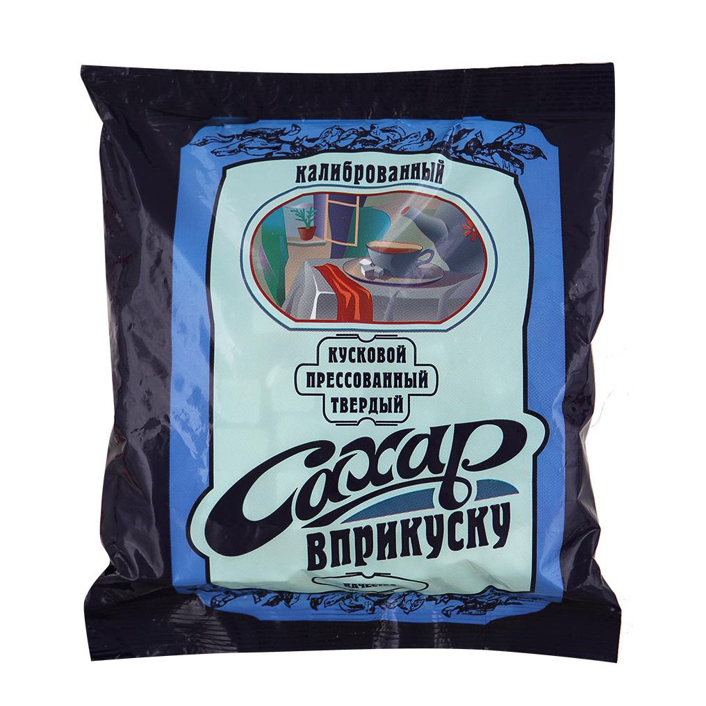 Фото - Сахар Вприкуску кусковой прессованный твердый 400 г сахар темный dansukker кусковой 500 г