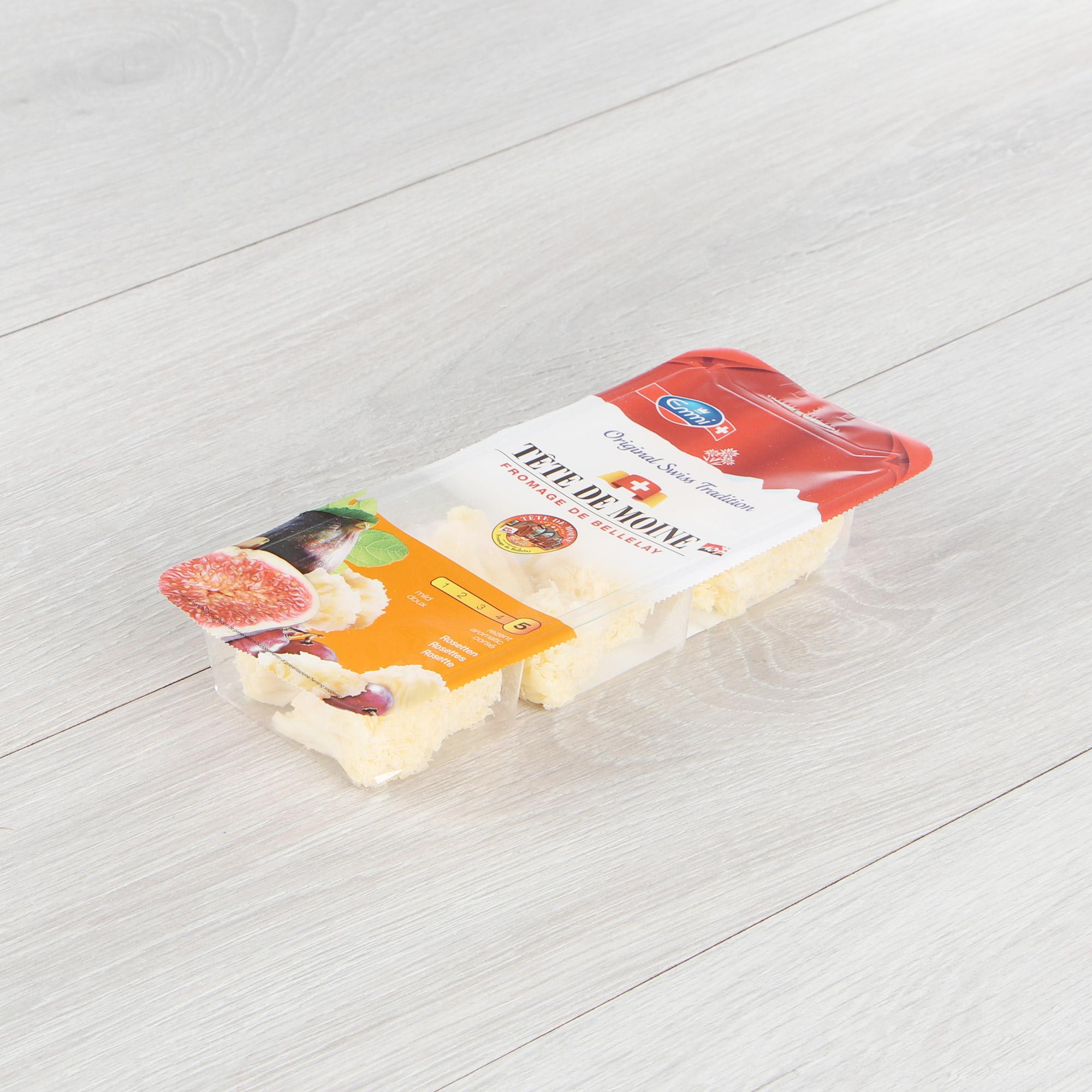 Сыр Emmi Tete de Moine 51% 100 г комплект ковриков tete a tete tete a tete mp002xu02nsy