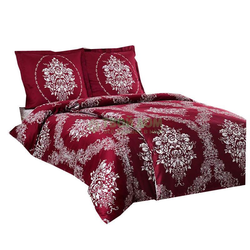 Комплект постельного белья семейный Tас Satin Valentina (8354-60095392)
