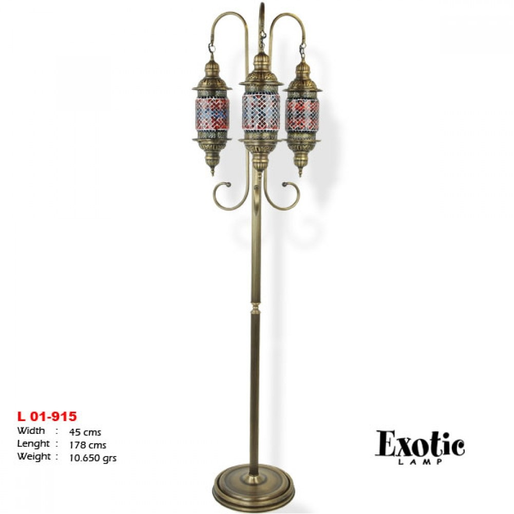 Торшер Exotic L 01-915 к-37