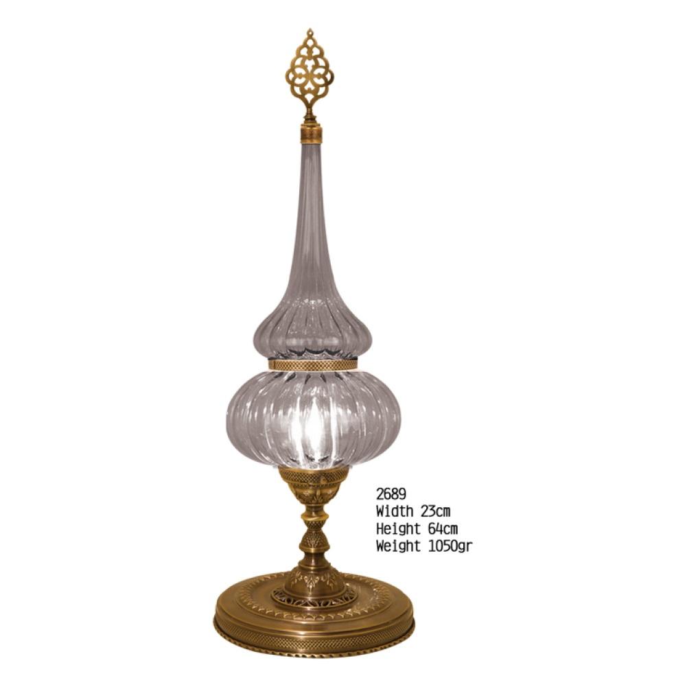 Настольная лампа Exotic 2689
