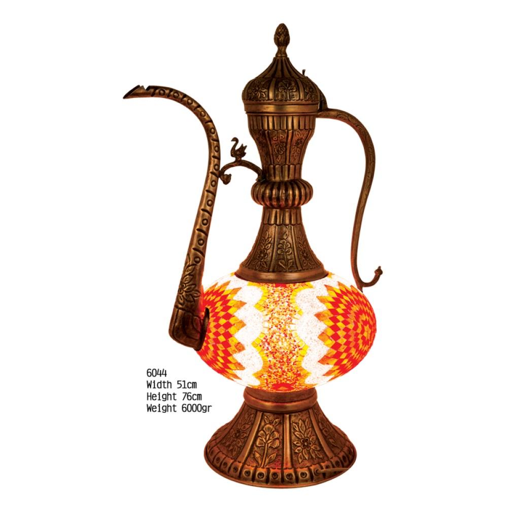 Настольная лампа Exotic 6044 мозаик