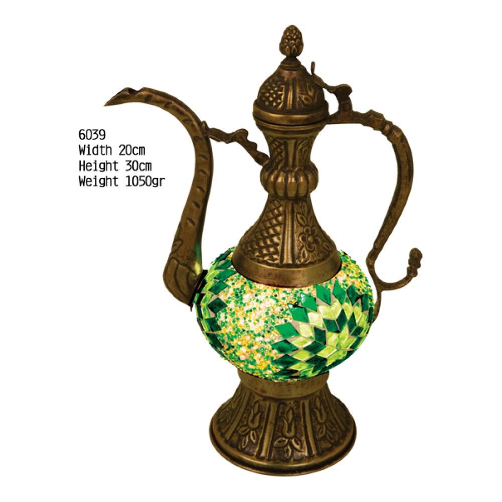 Настольная лампа Exotic 6032 мозаик