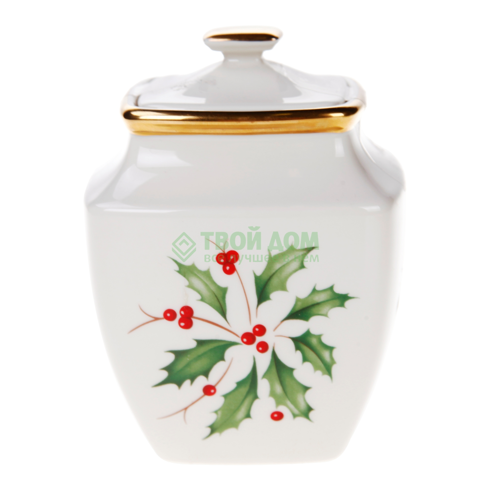 Сахарница Lenox Новогодние праздники LEN6338479