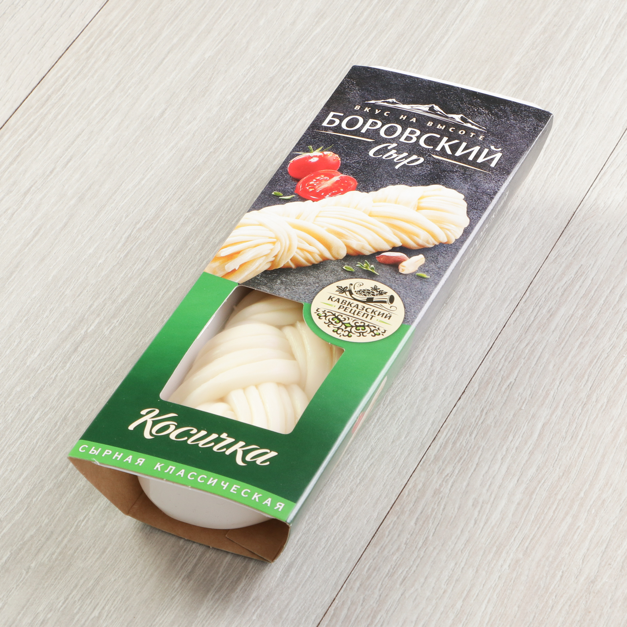 Фото - Косичка сырная Боровский сыр 45% 180 г сыр косичка чизолини 40% 140 г