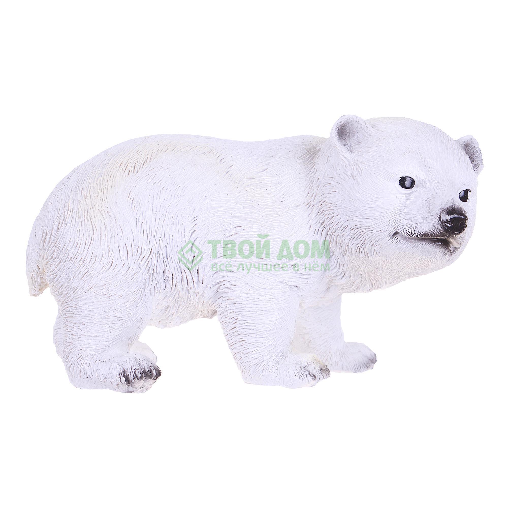 Фигурка Kaeming Полярный медведь 20см (534404)