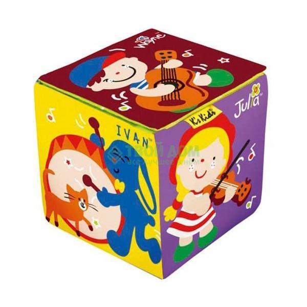 Развивающая игрушка K's kids Кубик музыкальный (KA664)