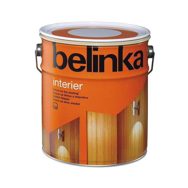 Лазурь Belinka Interier №68 10 л