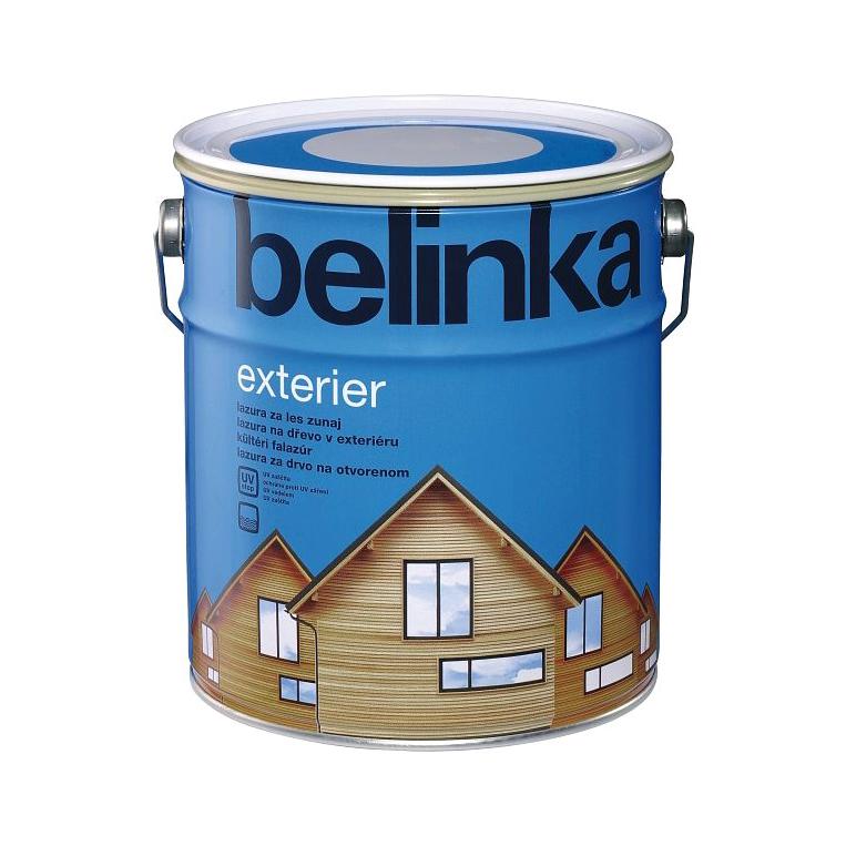 Лазурь Belinka Exterier №61 750 мл фото