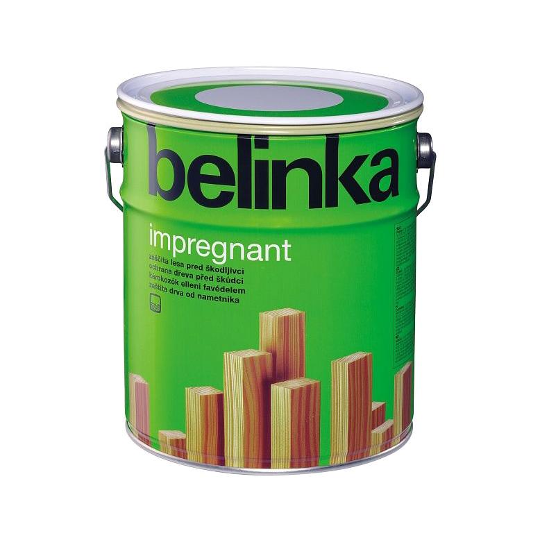 Грунтовка-антисептик Belinka Impregnant 10 л