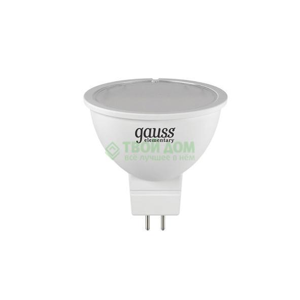 Лампочка Gauss LD13517 лампочка gauss 172209