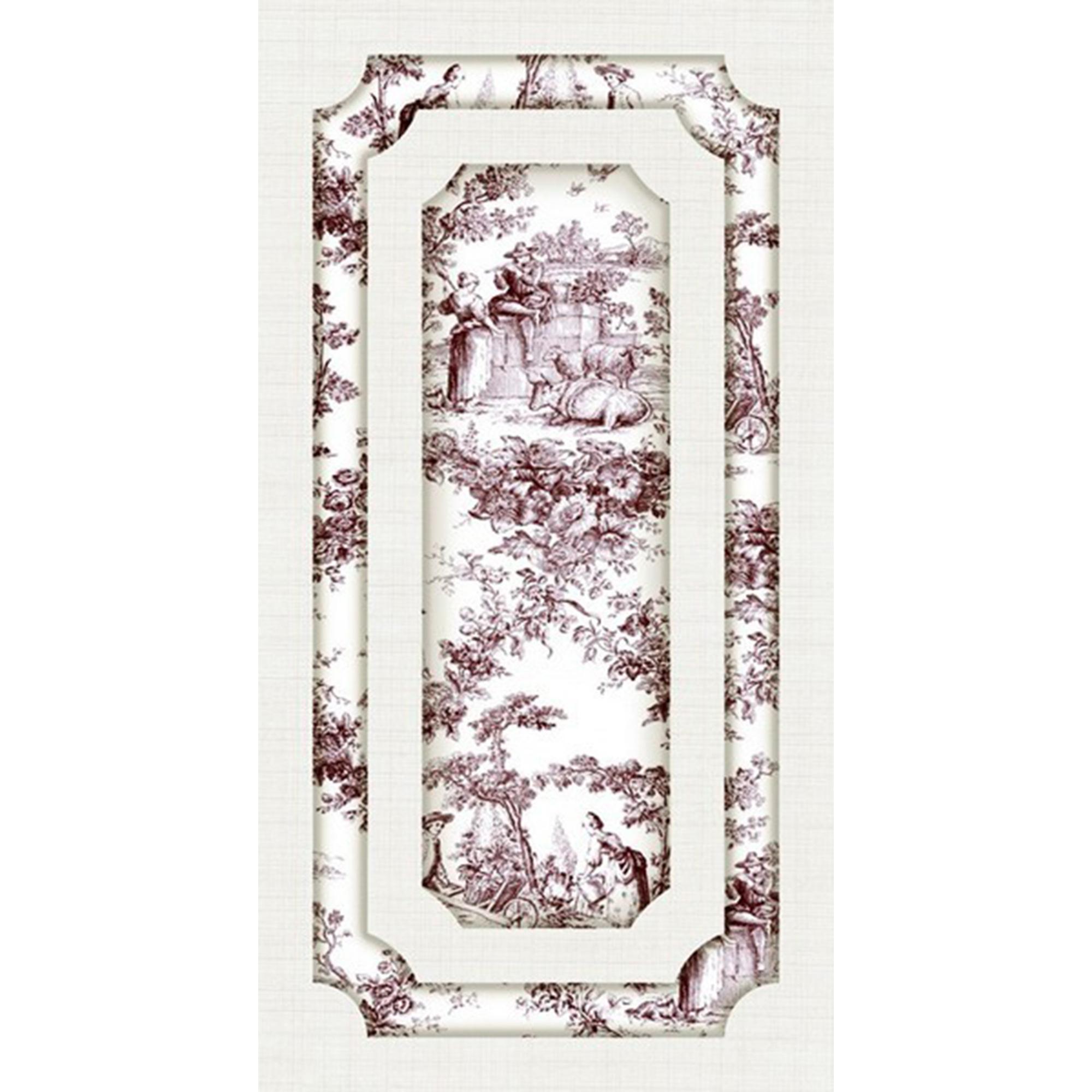 Плитка Tau Ceramica Campagne Marron Boiserie 31,6x60 см
