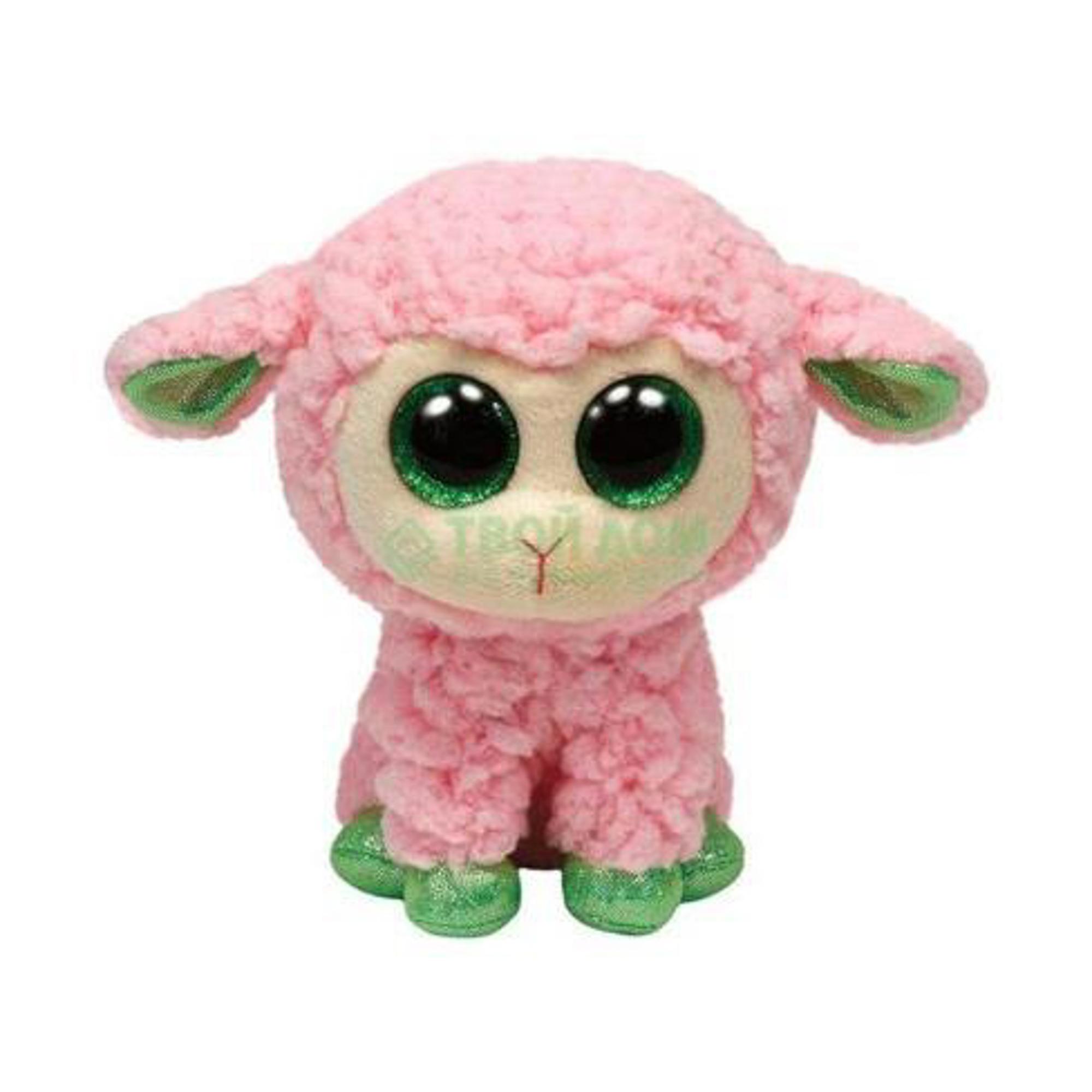 Фото - Мягкая игрушка TY Овечка 23 см игрушка ночник chicco овечка розовая 30 см
