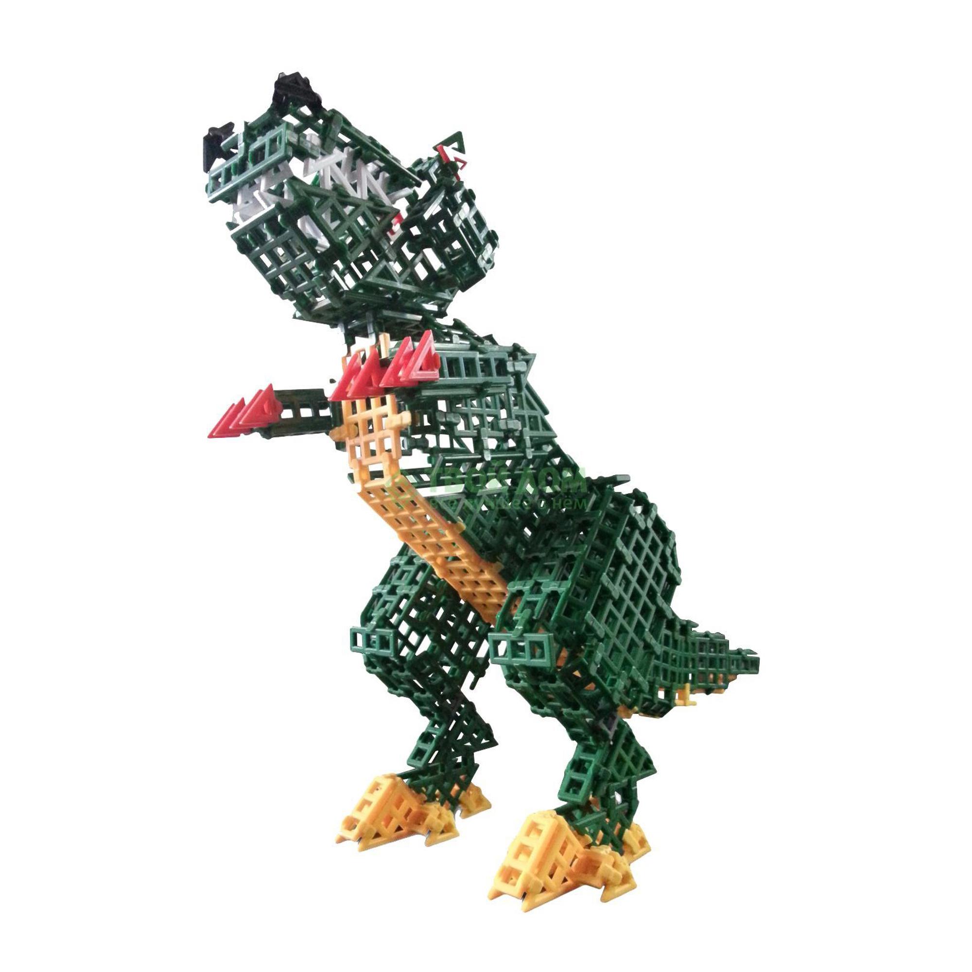 Конструктор Hobby тиранозавр -630 дет фото