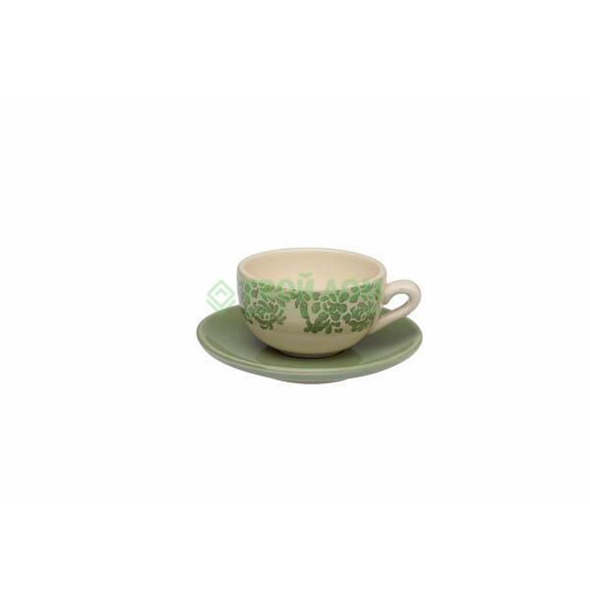 Набор чайный Tognana Coimbra 2 пр 130 мл Green (MI110100778) недорого