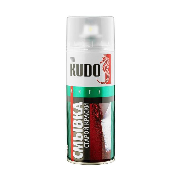 Смывка старой краски Kudo 520 мл