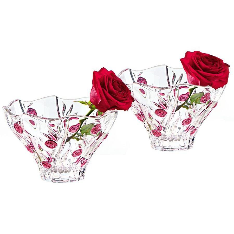 Набор салатников Marc Aurel Красные розы 11 см 2 шт marc aurel пальто