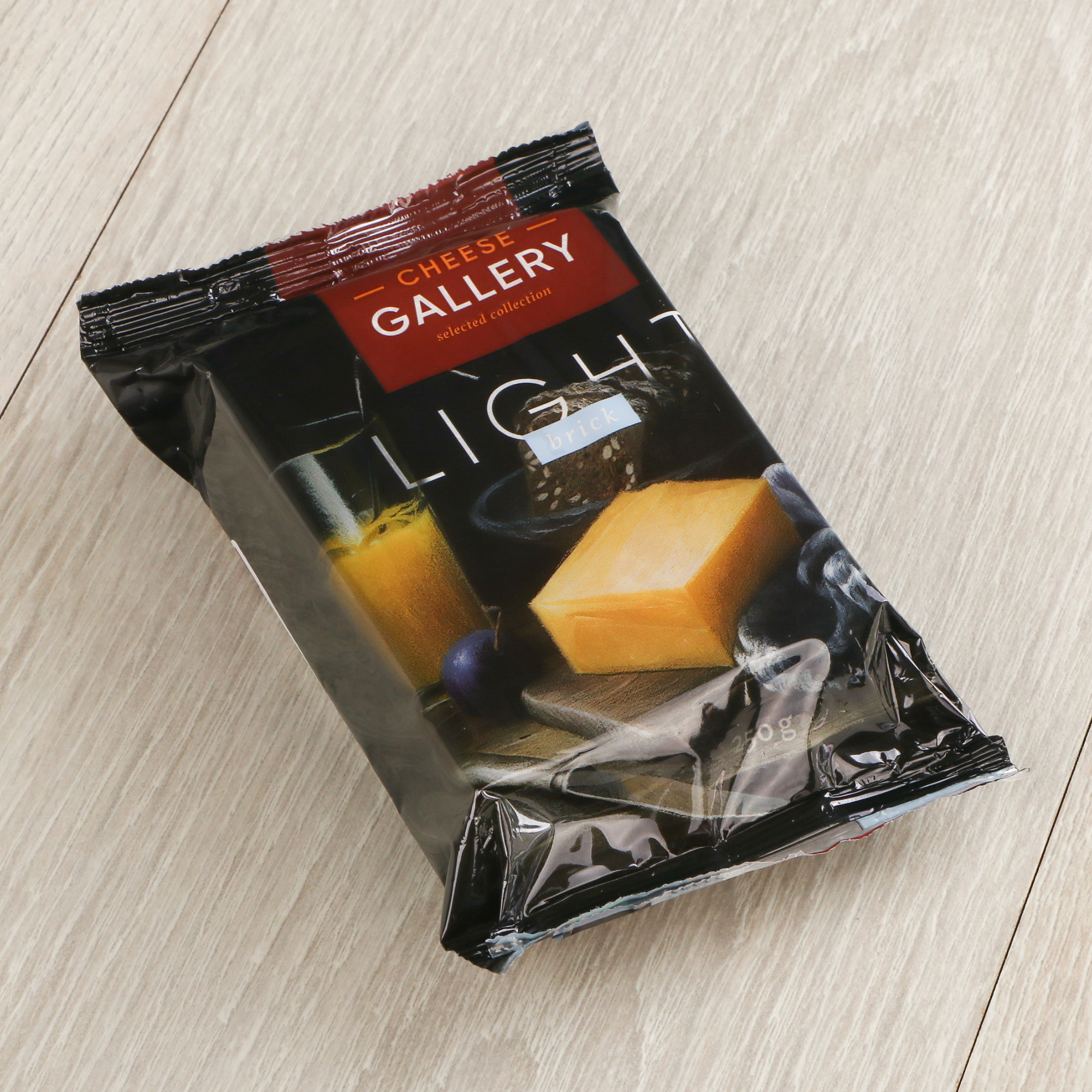Сыр Cheese Gallery Light 20% 250 г