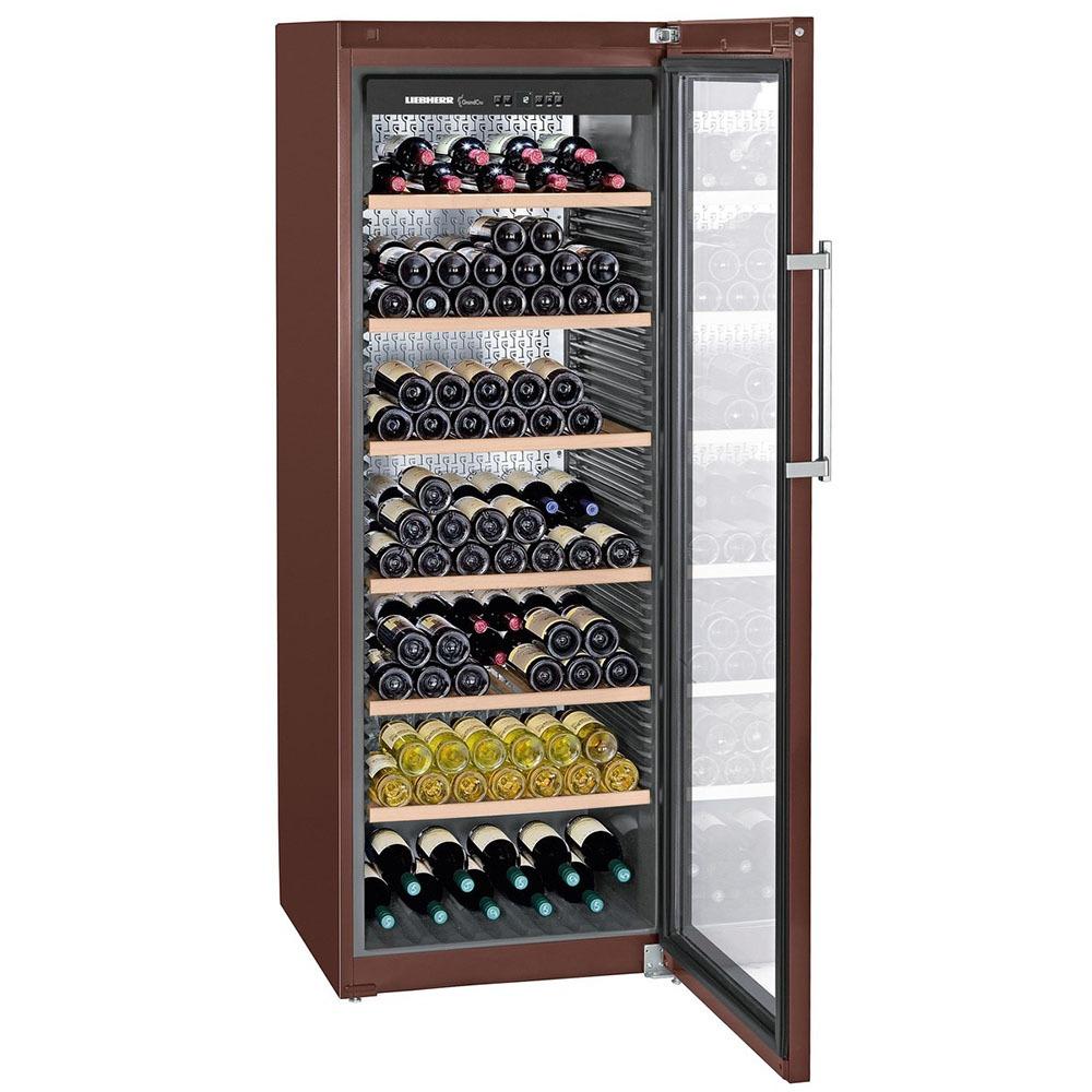 Шкаф винный Liebherr wkt 5552