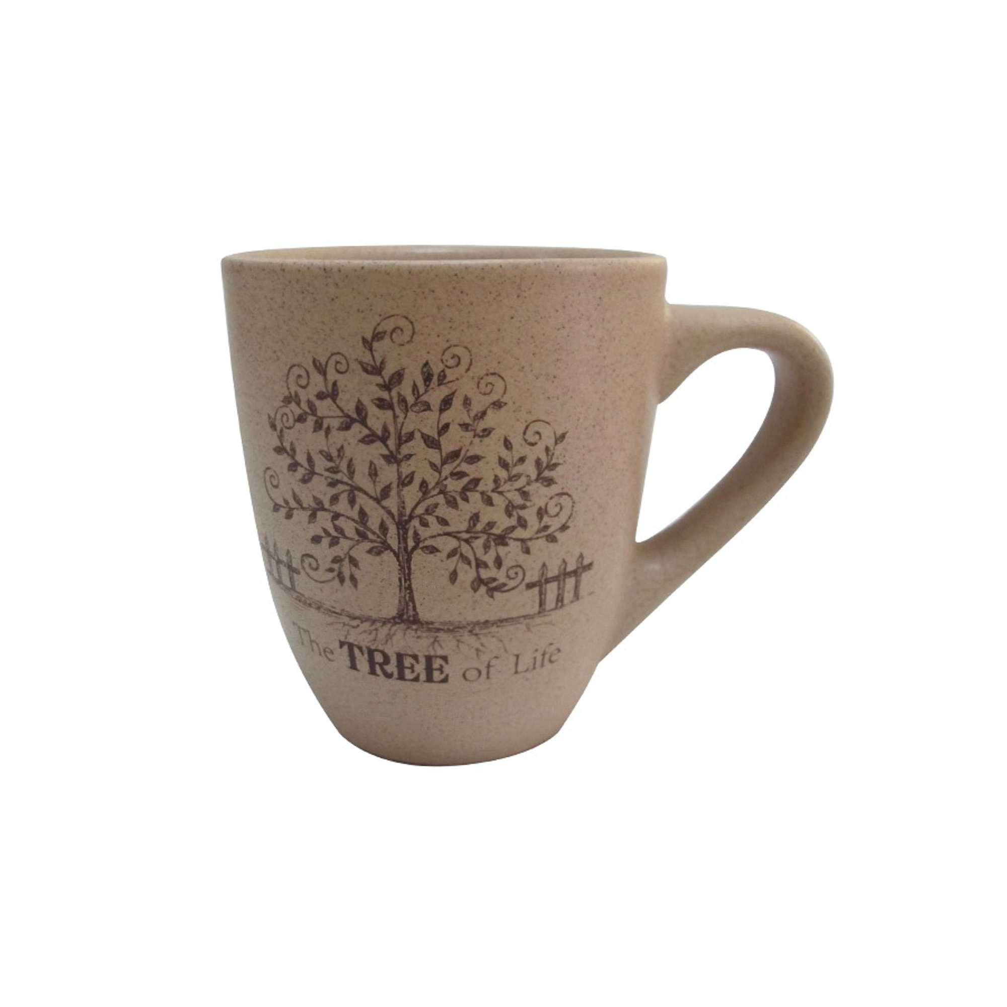 Кружка 0.3 л дерево жизни Terracotta