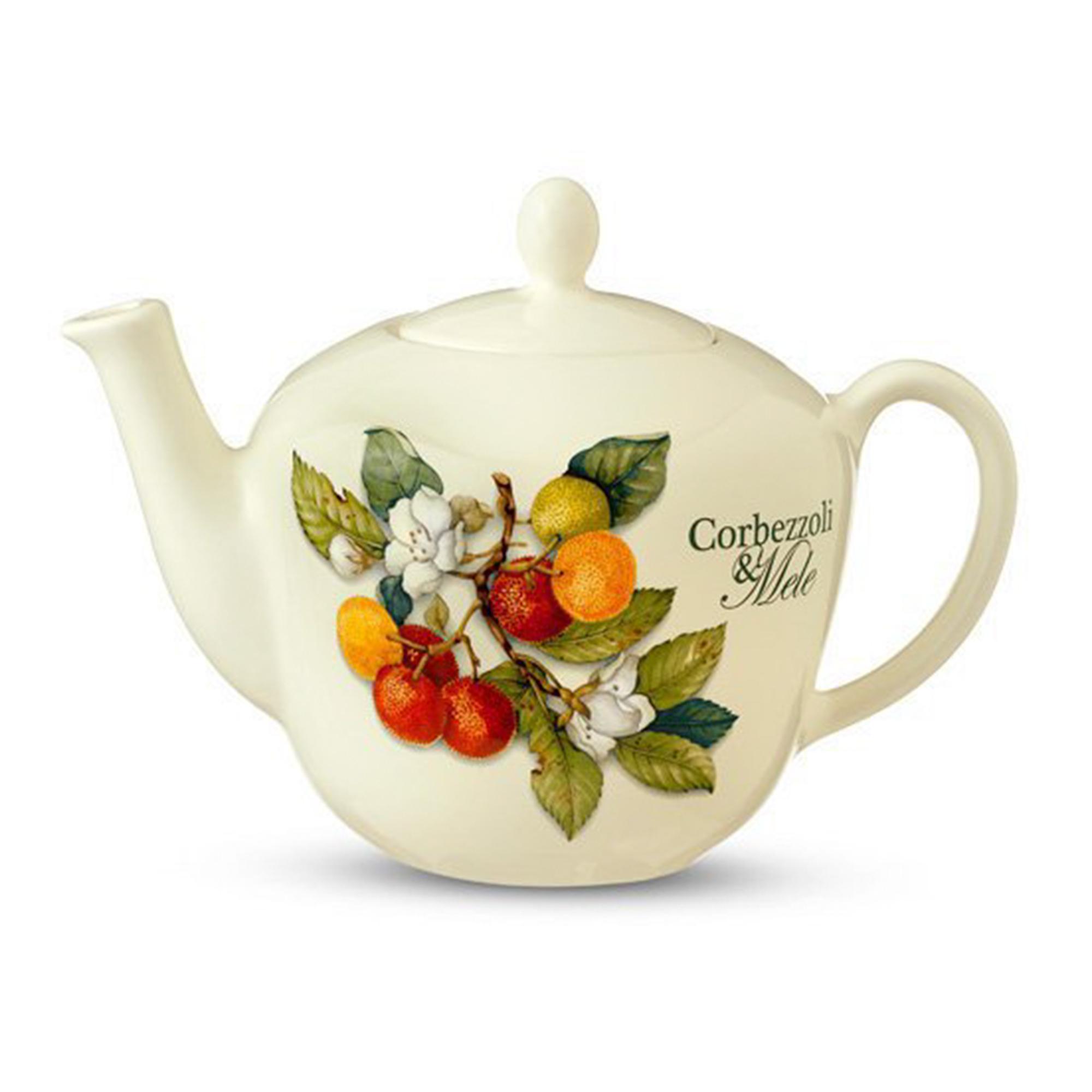 Чайник заварочный Nuova cer S.N.C. Итальянские фрукты 1 л заварочный чайник 1 5 л lilac 5520010 1