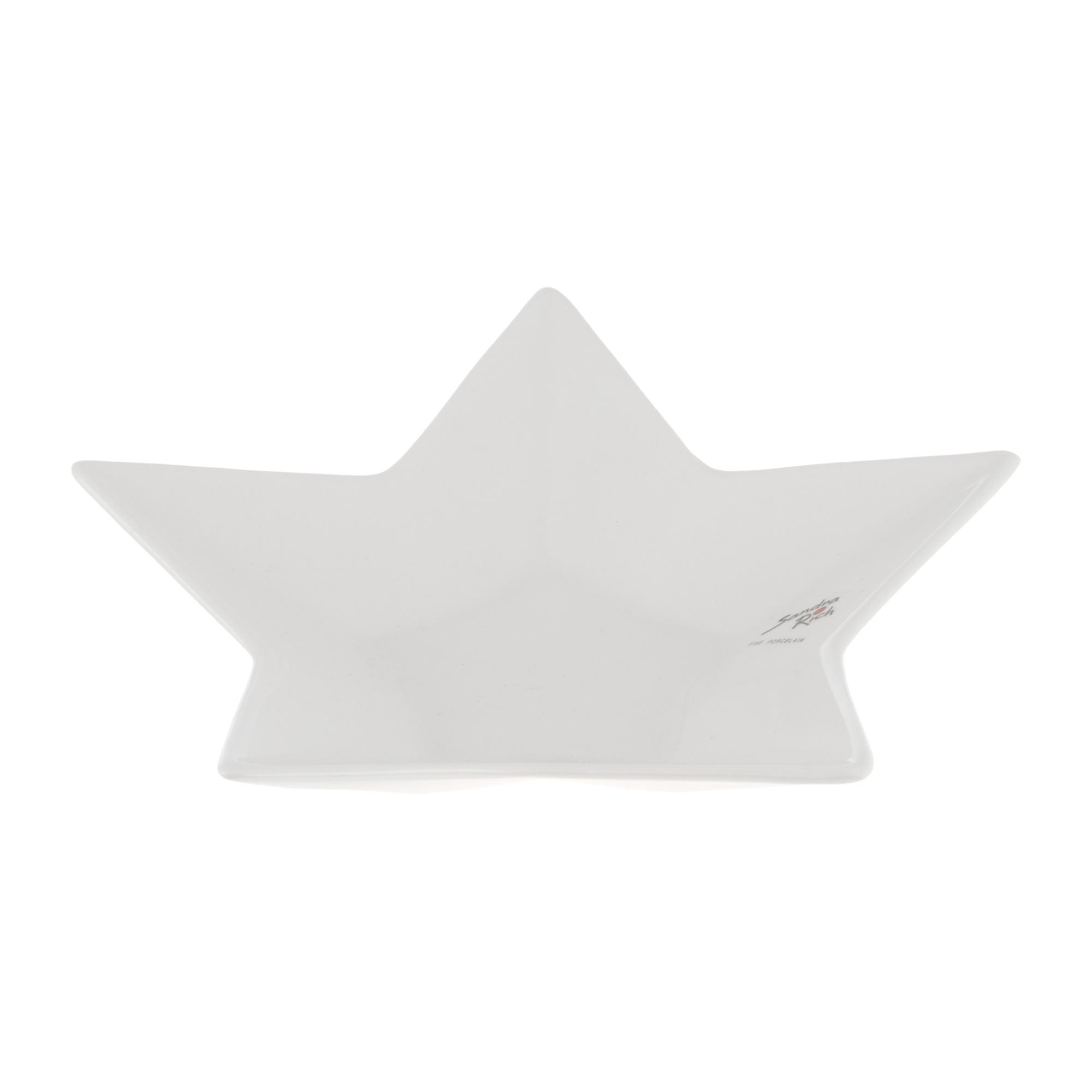 Блюдо Sandra rich star 20x19х4 см блюдо sandra rich star 20x19х4 см