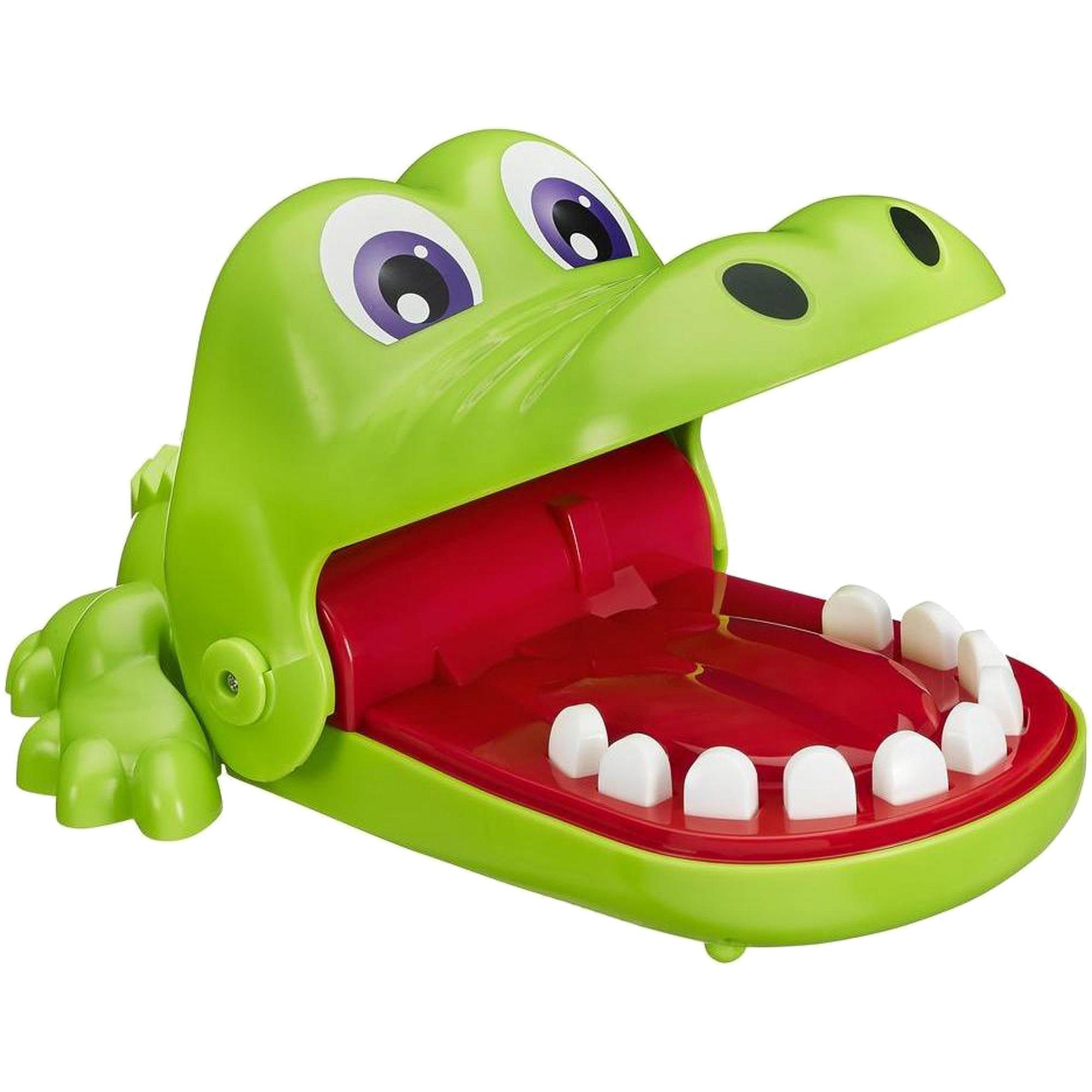 Игровой набор Hasbro Крокодильчик Дантист B0408H фото