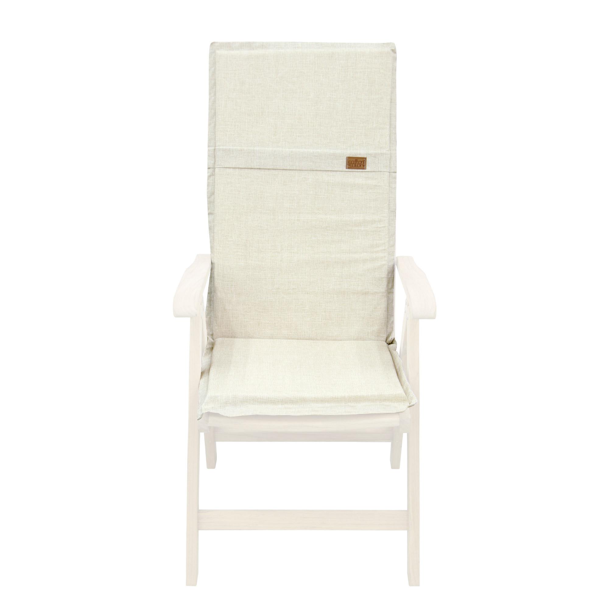 Подушка для кресла Morbiflex высокая спинка 125x52