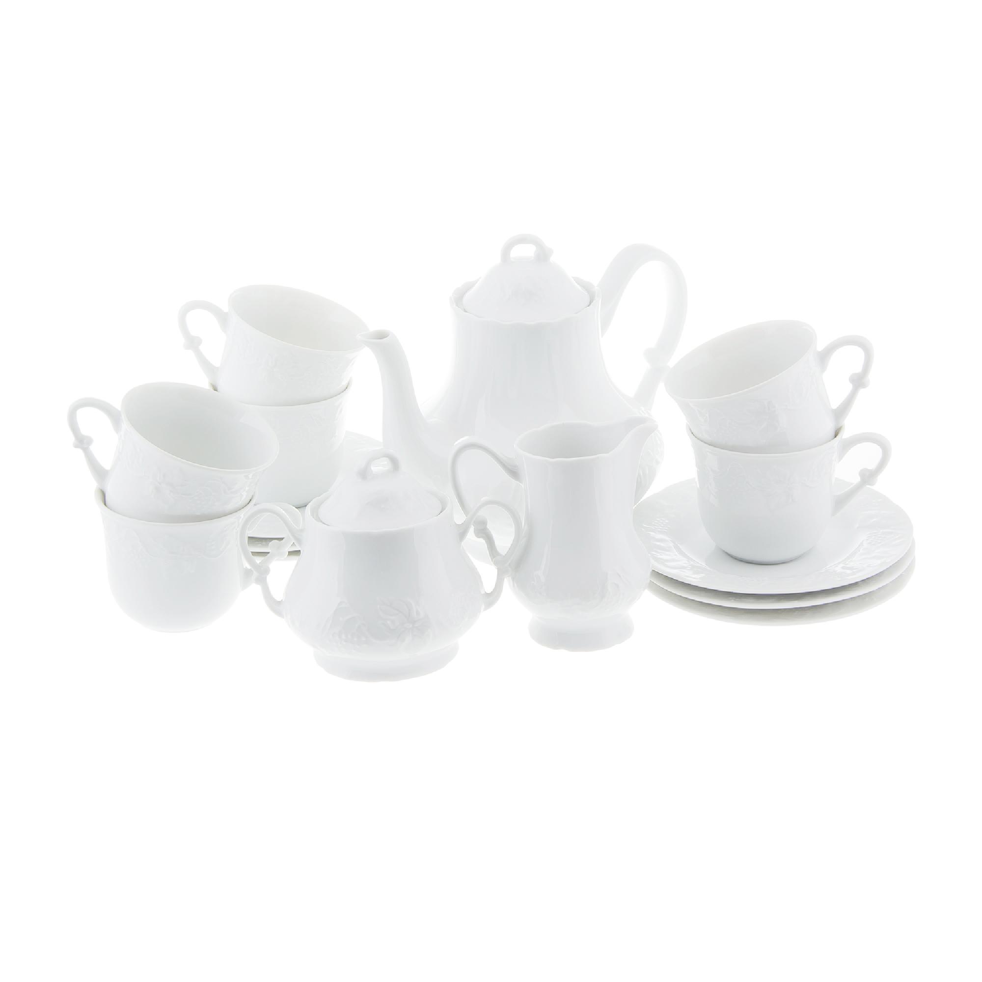 Сервиз чайный, 15 предм vendange