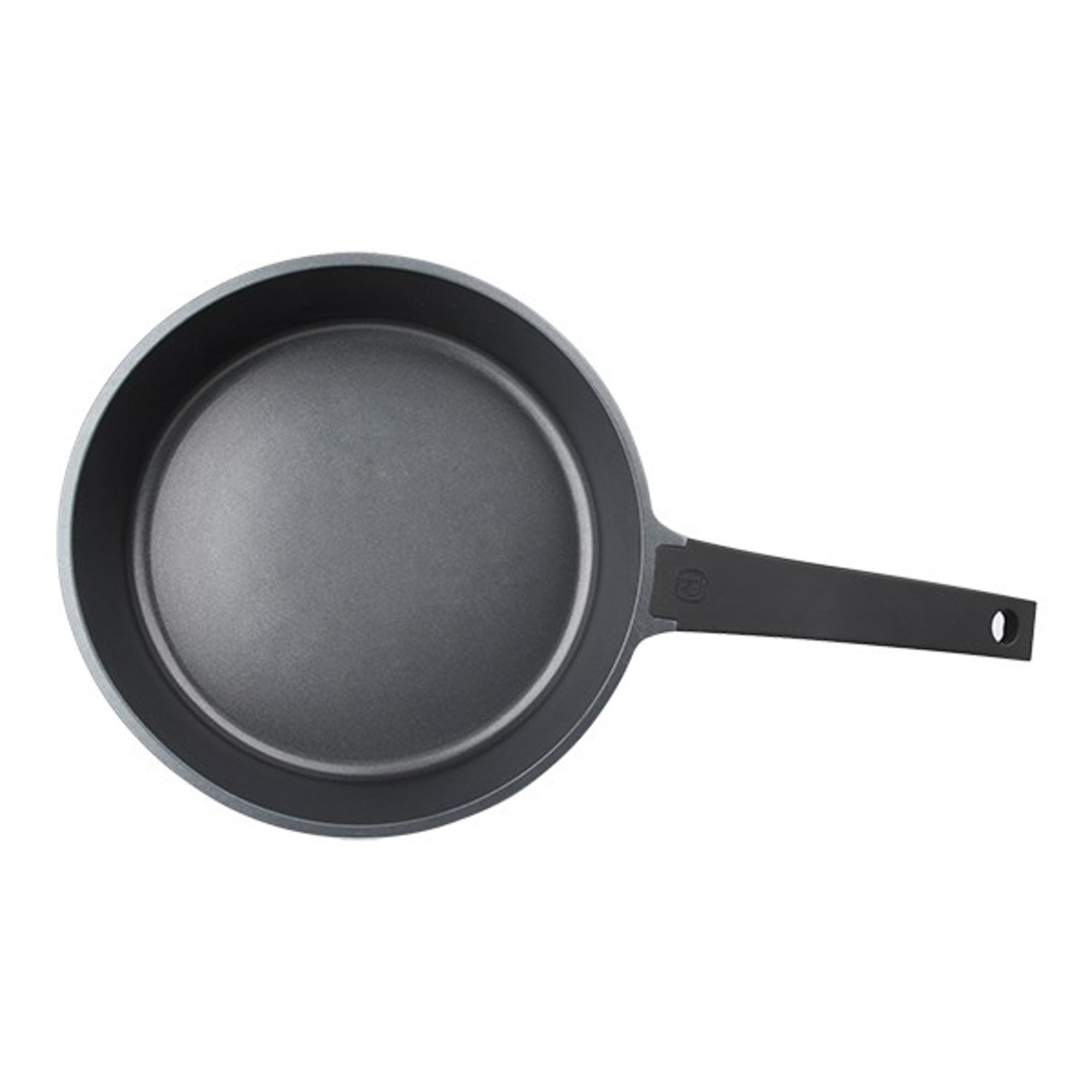 Купить Сковорода Rondell Walzer 28 см, Китай, черный, алюминий литой