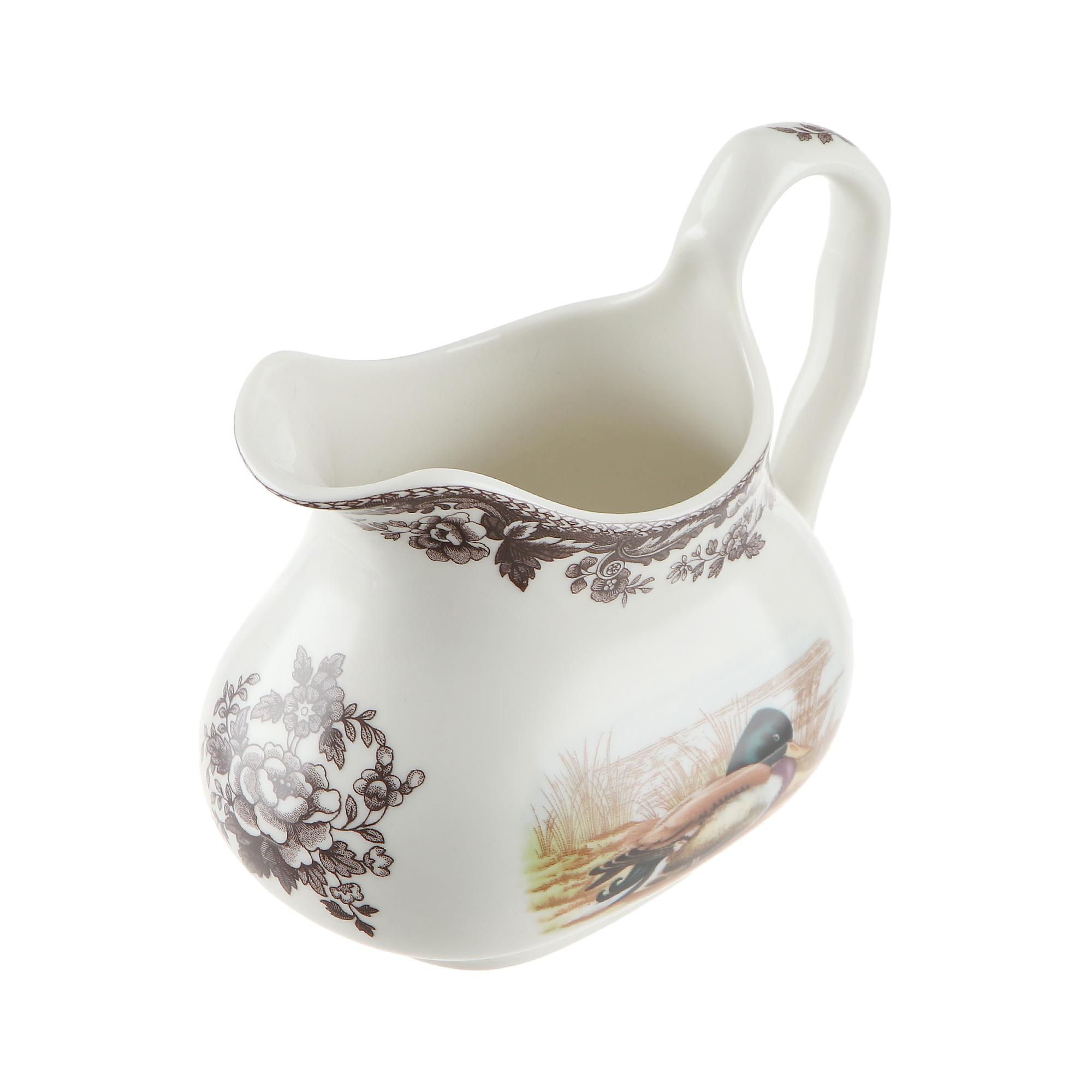Молочник Spode Английские охотничьи мотивы 220 мл чайник заварочный spode английские охотничьи мотивы 1 3 л