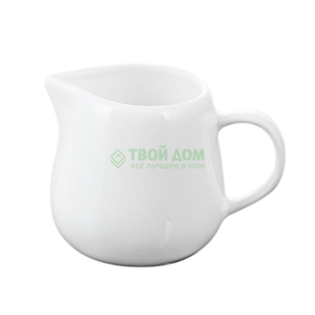 Купить Кувшин Wilmax Молочник 200мл (Ж3981), Китай, белый, фарфор
